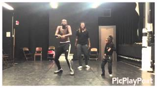Look Like You (African Dance) w/ @PrincessMaji & @Louie_tlm @ani973_  #Legacy #WeAreLegendary