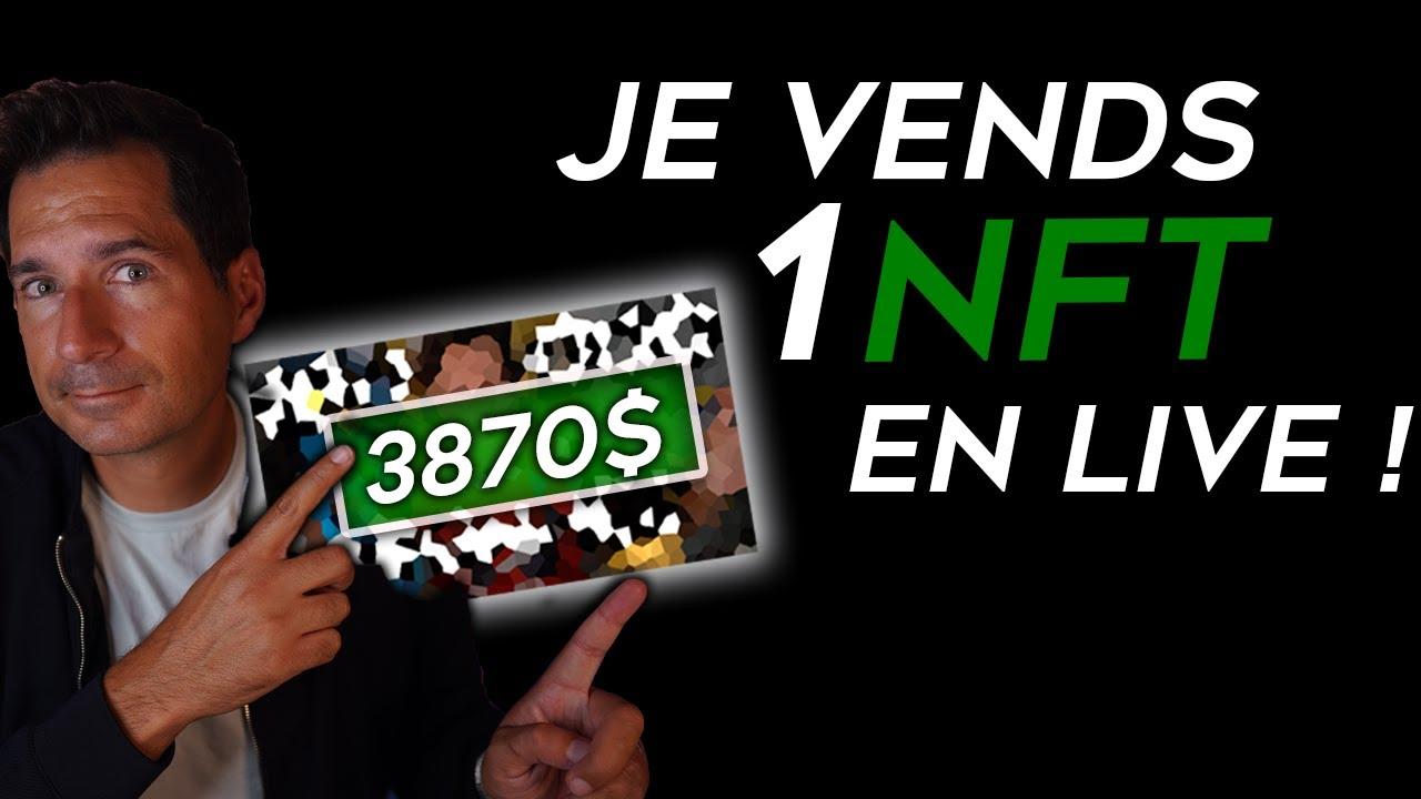 Download COMMENT CREER ET VENDRE SON NFT EN 2 MINUTES! Tuto complet et Fun!
