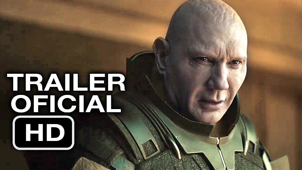 """New Trailer For """"Dune"""" Movie Featuring Batista"""