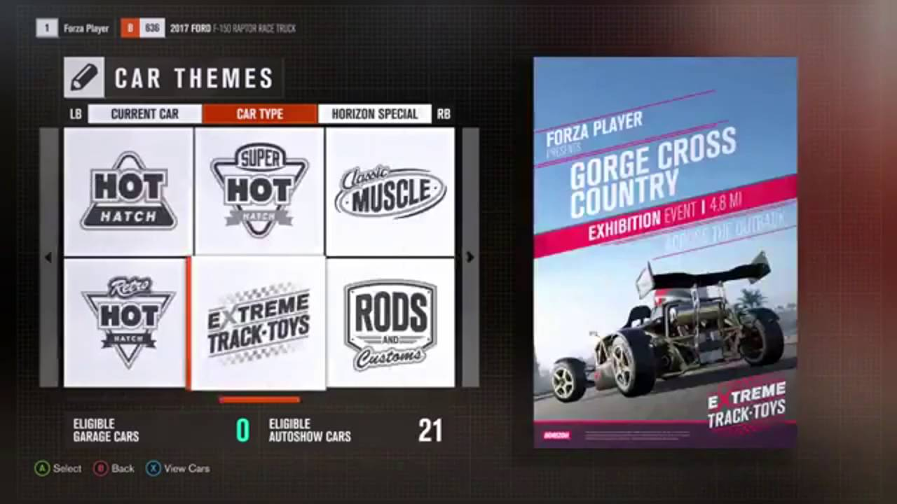 Forza horizon 3 brand new horizon blueprint gameplay youtube malvernweather Images