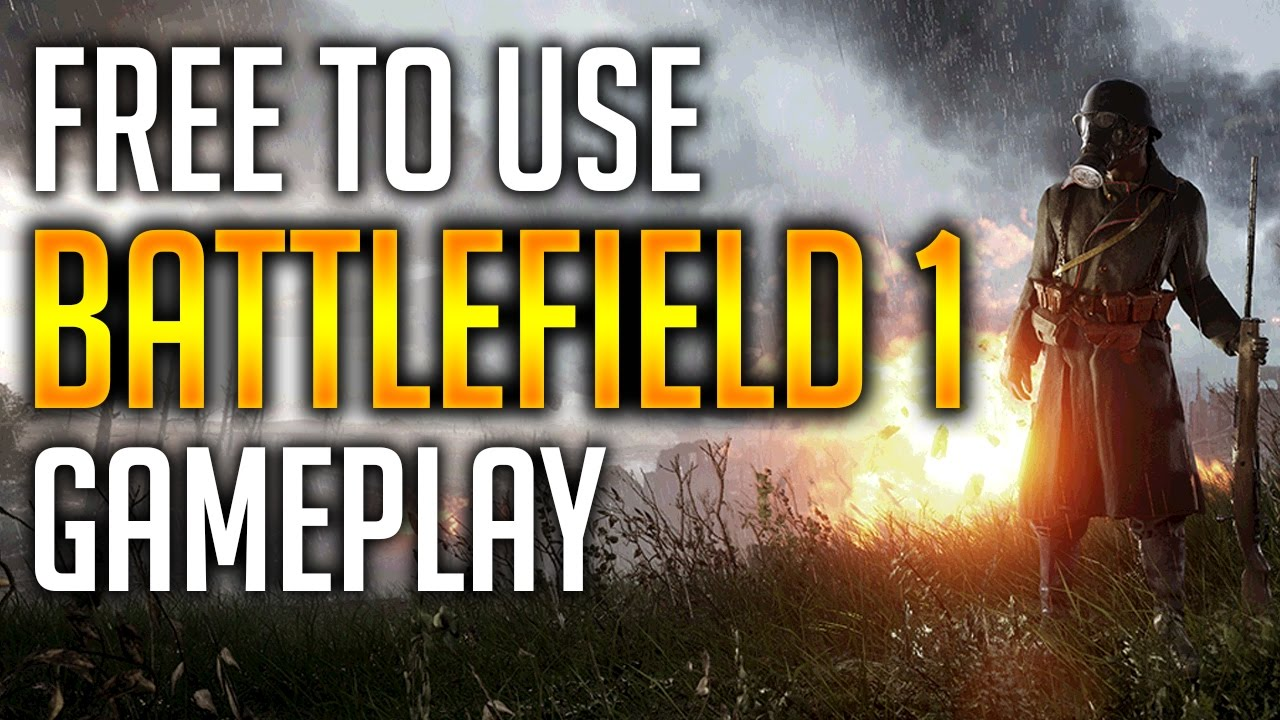 Free To Use Battlefield  Gameplay Hd Fps
