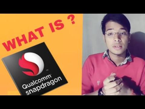 What is Snapdragon processor?  explain in detail - Hindi / urdu