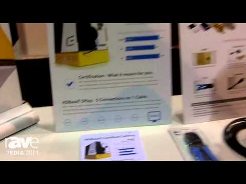 CEDIA 2014: ICE Cable Systems Shows HDBaseT Certified Cabling and Dual Use Packaging