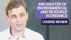 Master of Environmental and Resource Economics | Crawford School | Scott Thomson