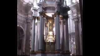Kadyks Cadiz uliczki katedra ocean Andaluzja Hiszpania Andalusia Spain
