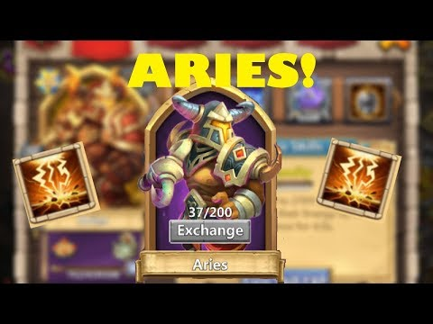 All About Aries Castle Clash