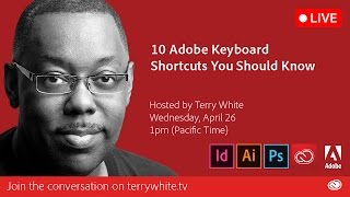 10 Adobe Keyboard Shortcuts You Should Know | Educational