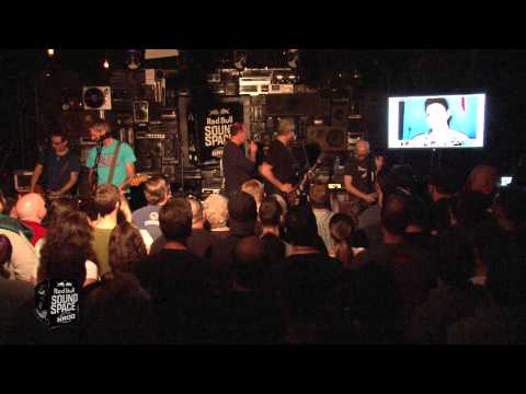 "Bad Religion ""True North"" Release Party and Hangout at Red Bull Sound Space"