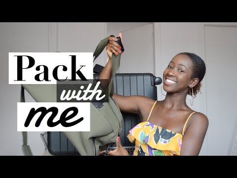 Pack With Me for Cuba | Travel Tips & Hacks, Packing Cubes and more