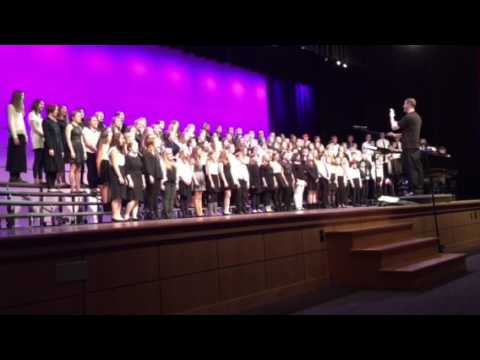 Caledonia performed by District 2 Middle School