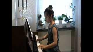 khuc nhac chieu (serenade) Piano