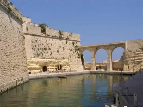 MALTA: Cottonera - The Three Cities