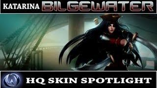 League of Legends: Bilgewater Katarina (HQ Skin Spotlight)