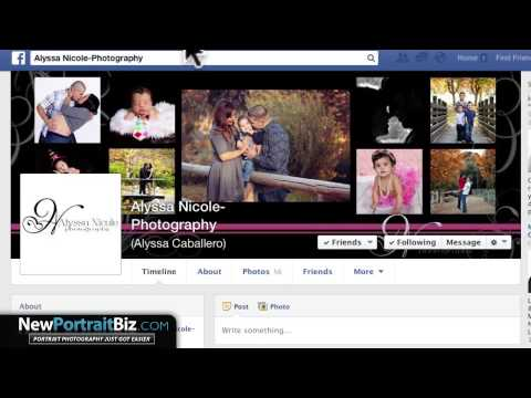 how to market your photography business on facebook the right way youtube. Black Bedroom Furniture Sets. Home Design Ideas