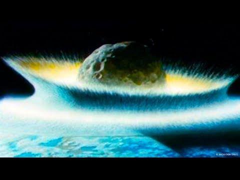 Gibt es einen Tsunami, wenn ein Asteroid ins Meer stürzt?