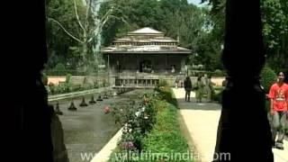 SANKARACHARYA  TEMPLE, SRINAGAR