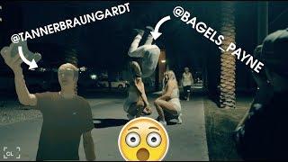 Tanner Braungardt & Bailey Payne CRASH ASU Photoshoot!