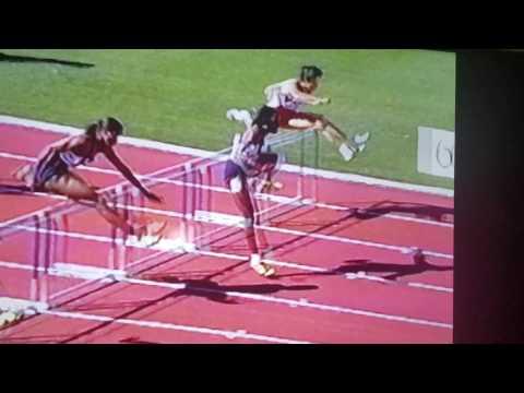 1996 world Junior Olympic champions Joyce Bates.