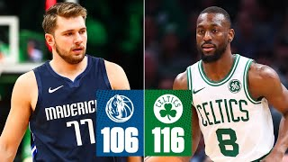 Luka Doncic and Kemba Walker battle it out with terrific performances | 2019-20 NBA Highlights