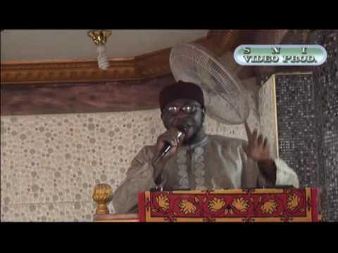 sh  Abdul Razak khutba akan goodiya ga Allah