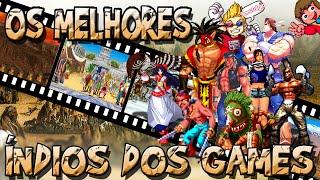 Os Melhores Índios dos Games - Ft. Velberan