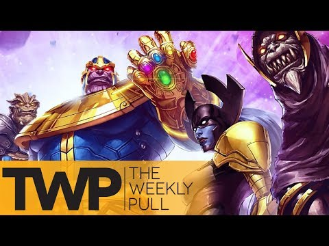 D-23 Star Wars and Marvel Announcements | The Weekly Pull Podcast
