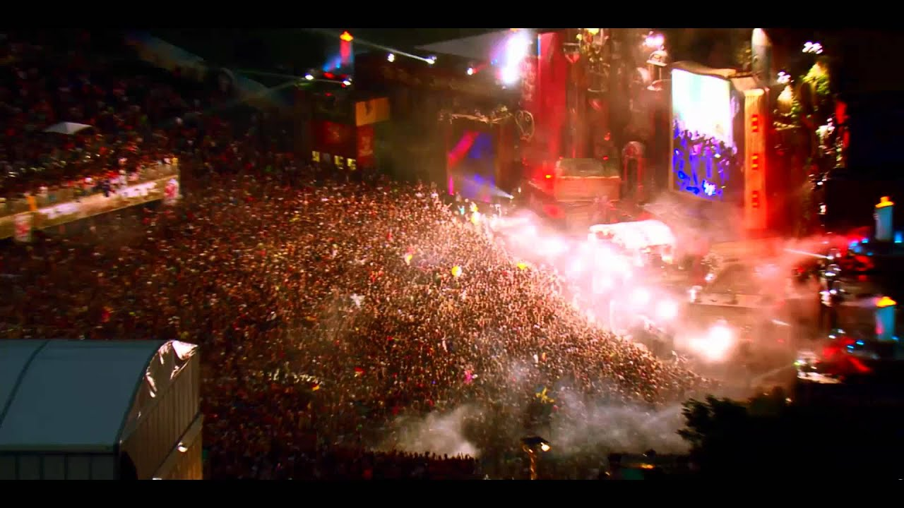 Watch: tomorrowland 2012—the official aftermovie magnetic magazine.