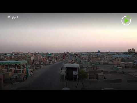 طائرة درون تصور أكبر مقبرة في العالم في العراق  - نشر قبل 41 دقيقة