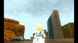 GTA SA EVOLUTION DOWNLOAD SKIN GOTENKS SSJ1 V2 By Yuniwii FULL HD 1080p