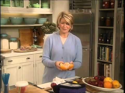 Healthy Lunches And Snacks⎢Martha Stewart