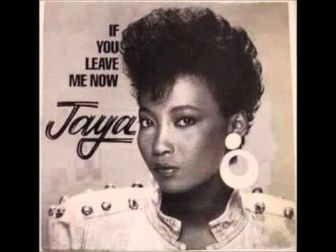 Jaya - If You Leave Me Now (Scorpio's 'Funky Freestyle' Remix)