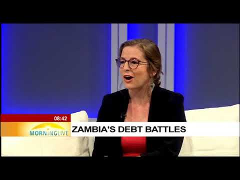 DISCUSSION: Zambia's debt battles with Nicole Beardsworth