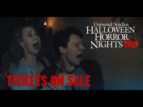 Universal Studios Halloween Horror Nights 2019.Tickets Are Now On Sale For Halloween Horror Nights 2019