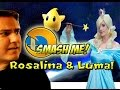 SMASH ME! Rosalina & Luma - YoVideogames