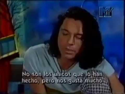 MIchael Hutchence (INXS): Last Interview on MTV (1997)