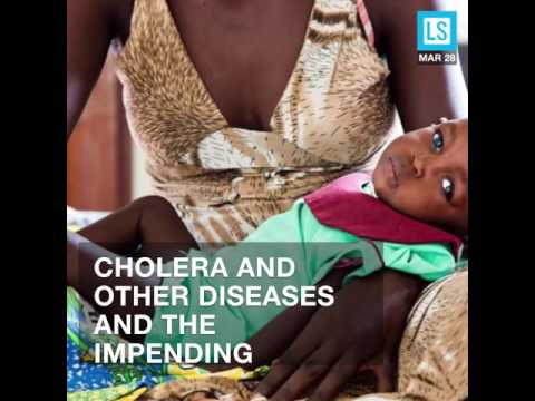 The World Is Facing Four Famines