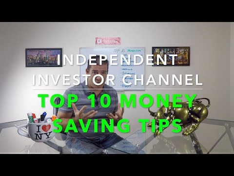 Top 10 Money Saving Tips | How to Save Money?