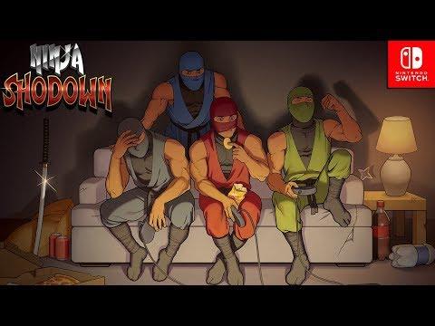 Ninja Shodown - Enter the Kwings! Dabbing NINJA'S? (Nintendo Switch)