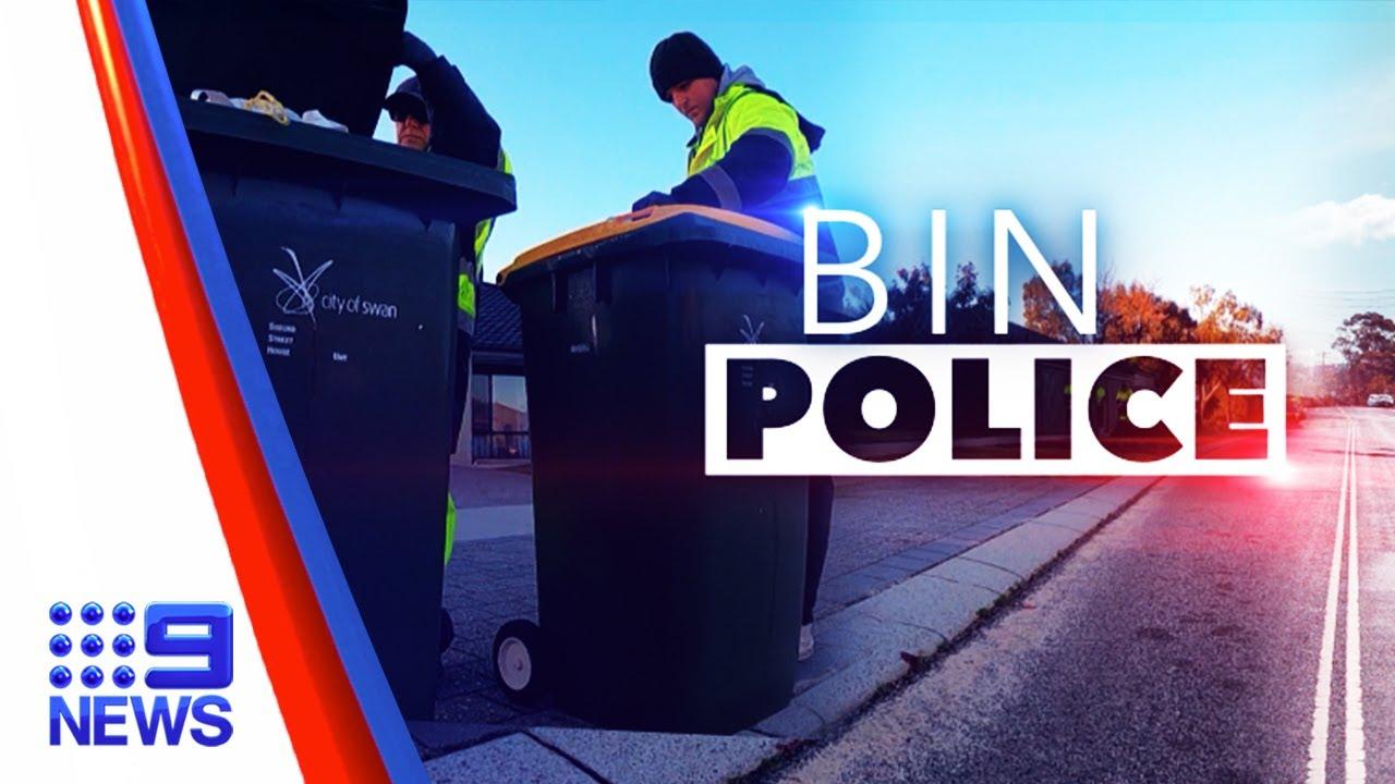 WA bin inspectors trawling through your trash