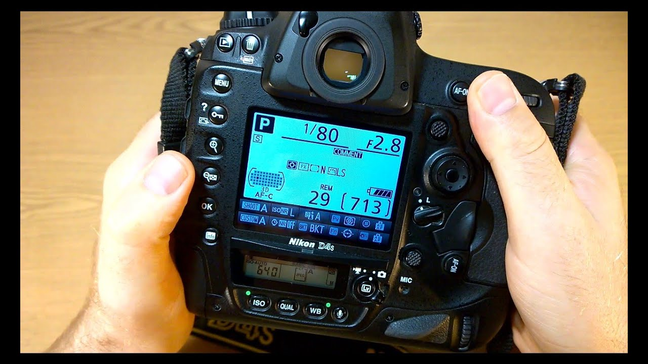 Пропал фокус на фотоаппарате