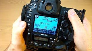 Всё о режимах  автофокусировки  Nikon D4s