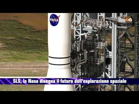 Pulsar - SLS, la Nasa disegna il futuro dell'esplorazione spaziale
