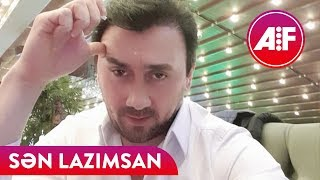 Aqsin Fateh - Sen Lazımsan 2018 (Official Audio)