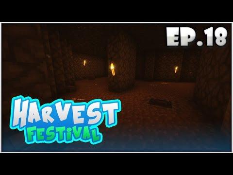 Harvest Festival EP.18 | ลงเหมืองแบบจริงจัง!! (Minecraft Harvest Moon)
