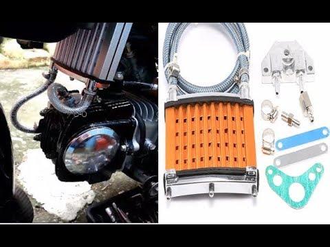 Radiador para moto 250
