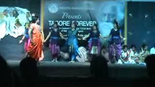 Bangiya Parishad Qatar Presents Chitrangada Part-1
