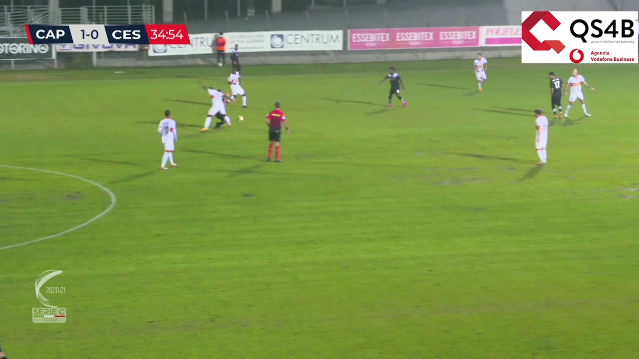 Carpi-Cesena 2-0, gli highlights