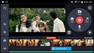 Kinemaster tutorial in tamil