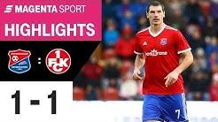 SpVgg Unterhaching - 1. FC Kaiserslautern | Spieltag 20, 19/20 | MAGENTA SPORT