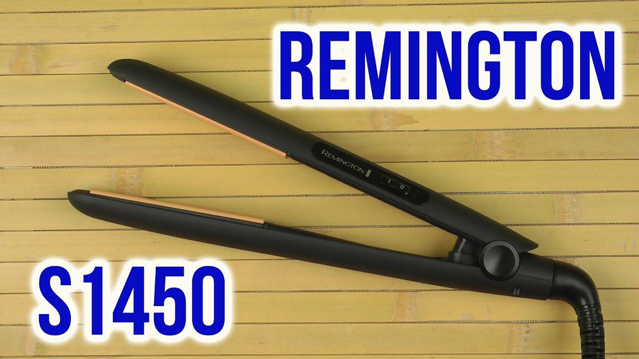 Распаковка REMINGTON S1450 - YouTube 8584d2f78b